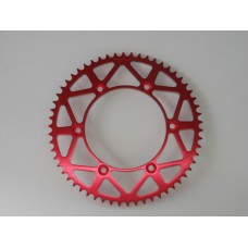 Corona Valenti RME50-RME50R-SM50-S01 Anodizzata Rossa